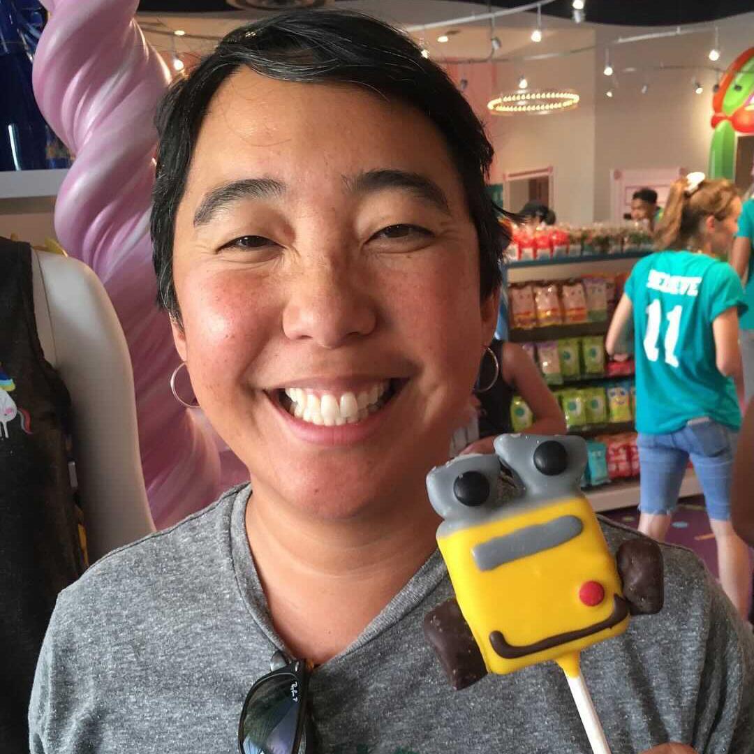 Emily Engie, Pixar