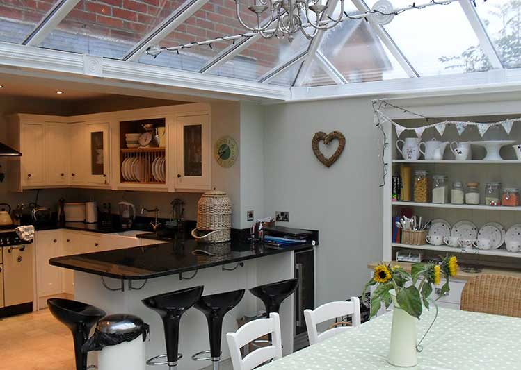 Should You Extend Your Kitchen With An Orangery Oakley
