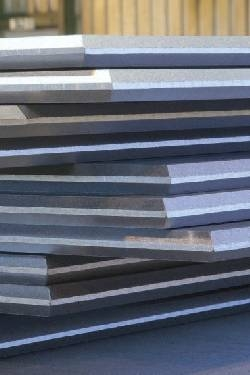 P460 EN10028-3 Plates with weld edge preparation ready for immediate dispatch