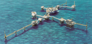 Figure 23: Heavy steel plates for offshore platforms, Ekofisk II