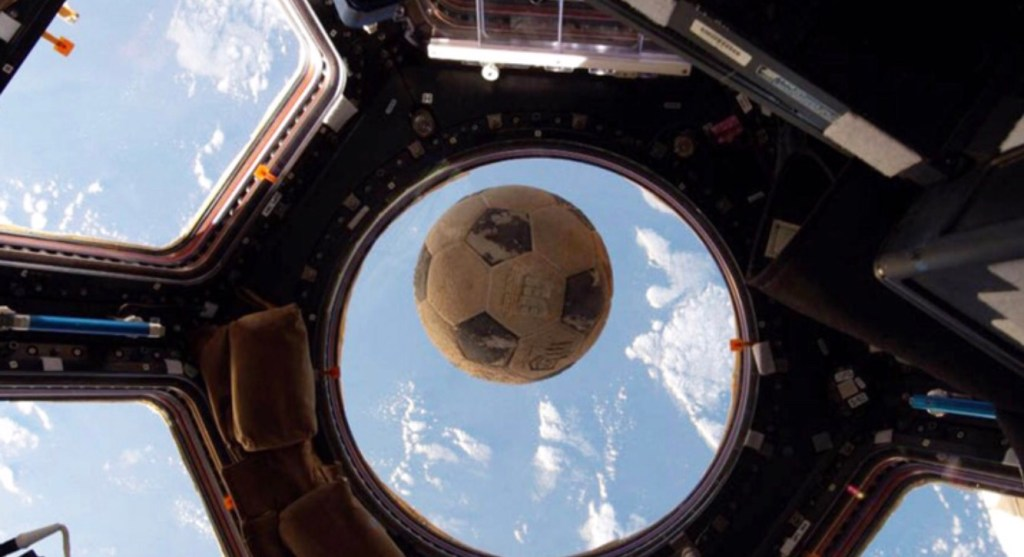 It's soccer time — NASA World Cup Soccer 2018