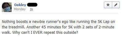 OakMonster.com - Treadmill