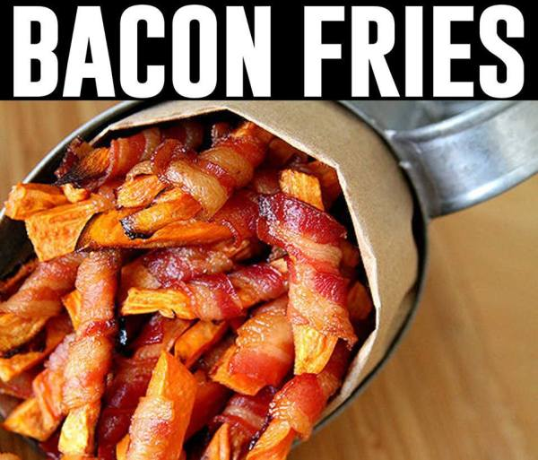OakMonster.com - Bacon Fries