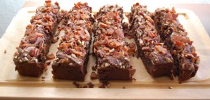 OakMonster.com - Bacon Bourbon Brownies - Food.OakMonster.com