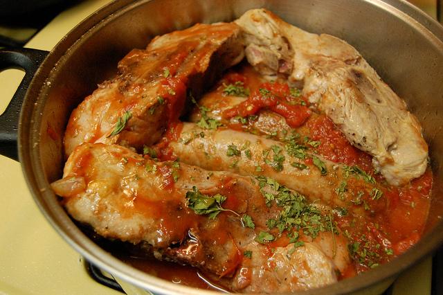 OakMonster - Food - Ragu Napoletano