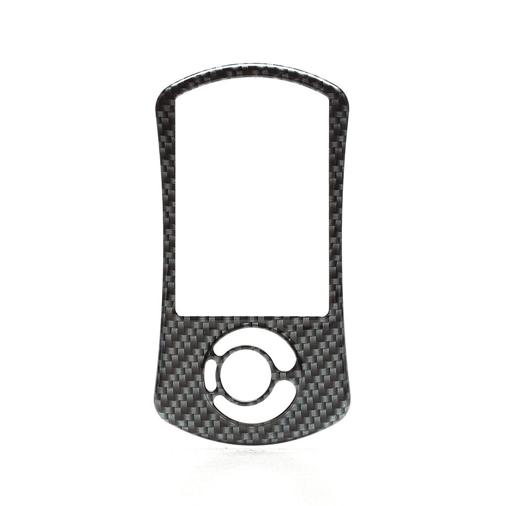 Cobb Accessport Faceplate Carbon Fiber