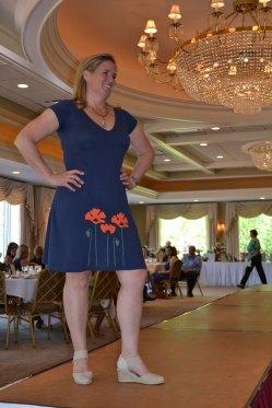 Lisa Lewis, Muse dress