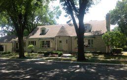 Ranch style at 1447 Lathrop. (Photo courtesy of Nick Kalogeresis)