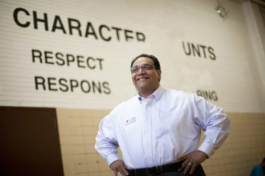 Phillip Jimenez, West Cook YMCA President and CEO.