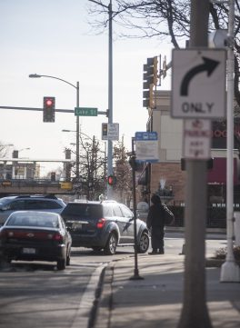 Fine time: Motorists making illegal right turns on red accounted for more than 90 percent of all red-light camera tickets issued along Harlem Avenue between North Avenue and Cermak Road from Jan. 1, 2014 to Oct. 31, 2016. | WILLIAM CAMARGO/Staff Photographer