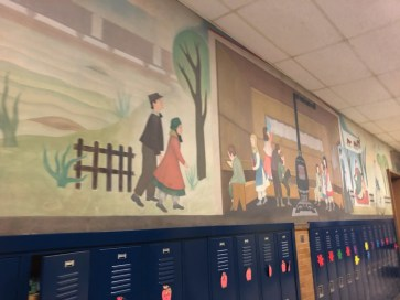 """""""Community Life of Oak Park in the 19th Century"""" at Horace Mann Elementary"""