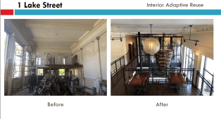 One Lake Street | Courtesy Oak Park Historic Preservation Commission