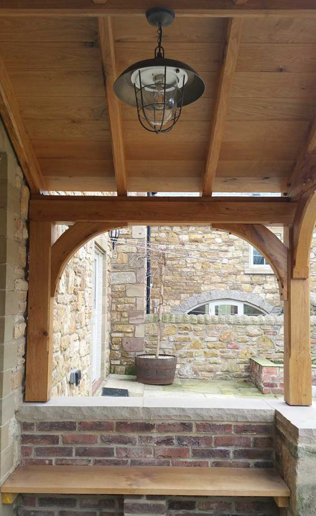A Gallery Of Oak Porch Designs Call 0333 202 9329 For Details
