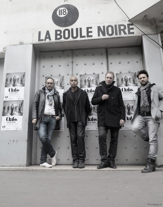 Live at La Boule Noire (Paris) - october 2015