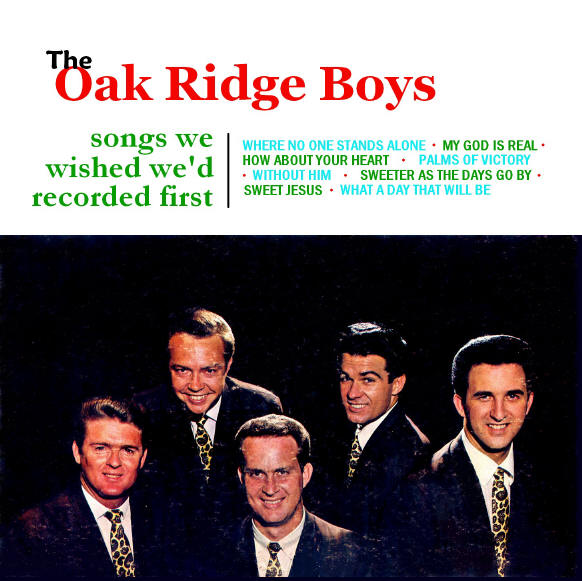 The Oak Ridge Boys Albums 1957 1966