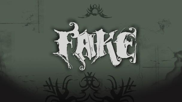 Fake Title