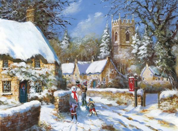 Christmas Cards 2014 Oak Tree Homes Trust