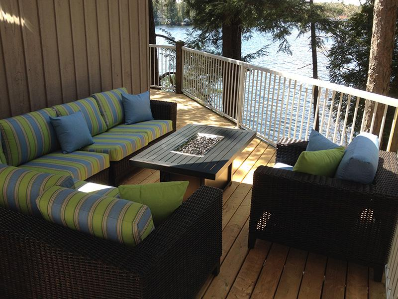 are quickdry patio furniture cushions