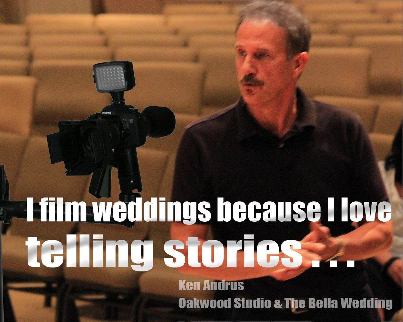 The Bella Wedding / Oakwood Studio