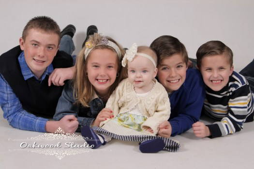 grandkids white background
