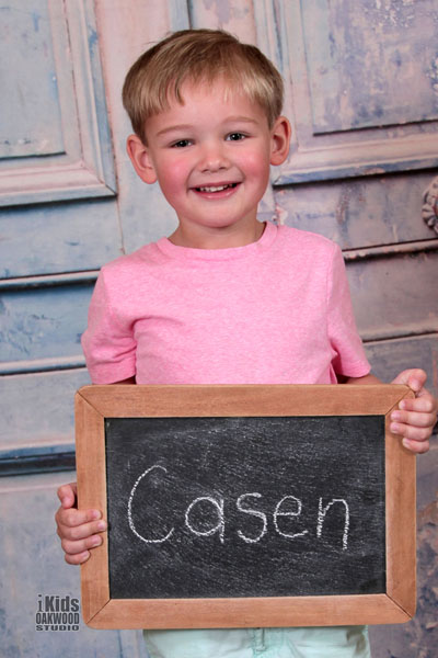 Daycare & School Pictures  with Chalkboard