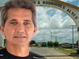 """Francisco Vagner Santana de Amorim, o """"Dêda""""/Foto: Juruá Online"""