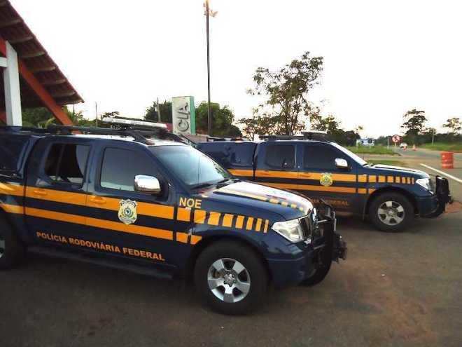 Fiscalizações foram realizadas na BR-364 e BR-317, no trecho que liga Rio Branco/AC a Porto Velho/RO e Boca do Acre/AM