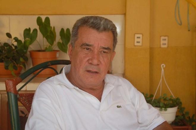 Leopoldo Fernandez dia antes de ser preso e levado ao presídio em La Paz - Foto: arquivo oaltoacre