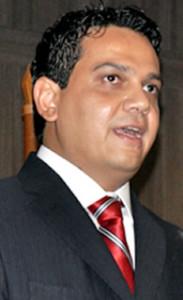 Marcos Vinicius Jardim, presidente da Ordem dos Advogados do Brasil no Acre