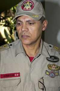 O coronel Carlos Gundim, a convite do governador Tião Viana, assumiu a coordenação da Defesa Civil (Foto: Gleilson Miranda/Secom)