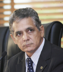 Elson Santiago, presidente da Mesa Diretora da Aleac