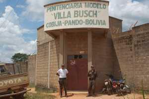 Penitenciária de Villa Bush, distante cerca de 20 km da capital de Pando, Cobija - Foto: Arquivo