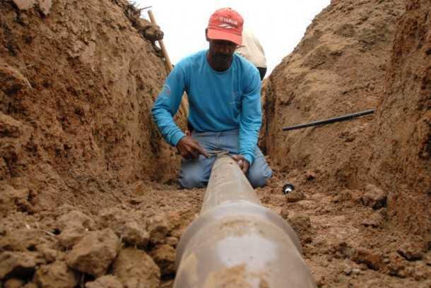 O governo do Acre vai investir R$ 251 milhões em saneamento, rede de água e esgotamento sanitário (Foto: Arquivo)