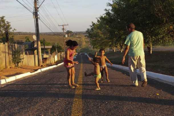 O programa Ruas do Povo também será beneficiado com a liberação de R$ 131 milhões (Foto: Arquivo Secom)