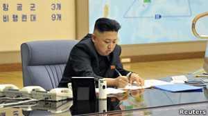 Acredita-se que ameaças norte-coreanas tenham como objetivo conquistar apoio interno