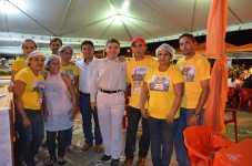 Abertura da 1ª Expolândia (Noite Gospel) fotos Ana Freitas em 25 de abril de 2013 (550)