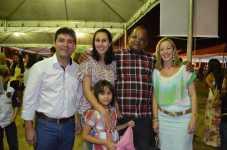 Abertura da 1ª Expolândia (Noite Gospel) fotos Ana Freitas em 25 de abril de 2013 (600)