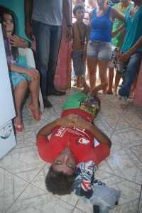 Raí dos Santos Ferreira (18) perdeu sua vida ao mergulhar nas águas barrentas do Rio Acre - Foto: Marcus José