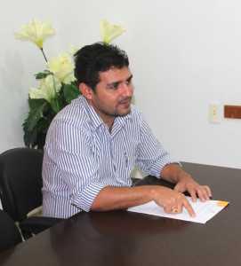 Prefeito André Hassem garante parcerias sem politicagem - Foto: Alexandre Lima