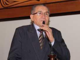 Deputado Chagas Romão (PMDB)/Foto: Assessoria Aleac