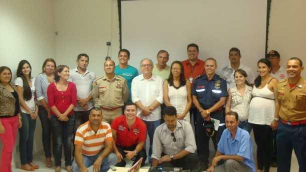 A capacitação contou com a participação de 22 técnicos oriundos das principais cidades acreanas (Foto: Assessoria Sema)