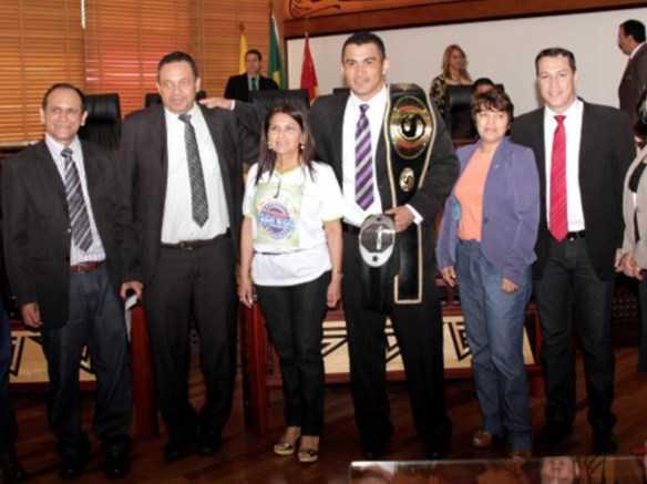 Deputado Manoel Moraes foi o autor do requerimento da moção de aplausos/Foto: Assessoria Aleac