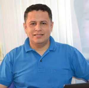 Novo Coordenador de Educação, o Professor Jorge Felix