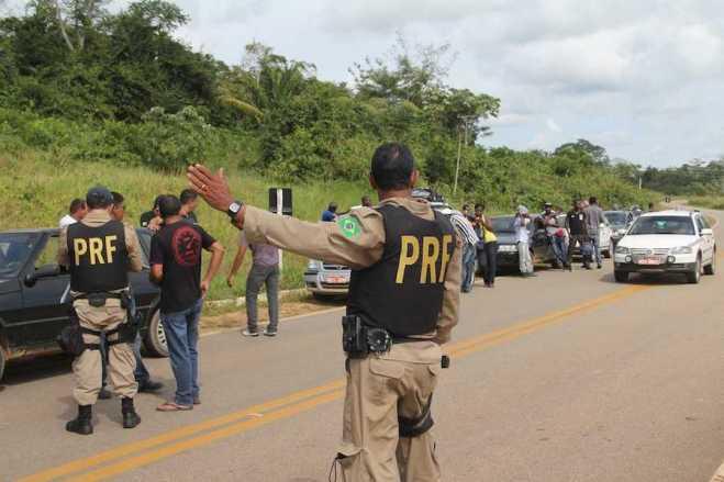 Trabalhos de fiscalização nas BR's do Acre serão intensificadas - Foto: Alexandre Lima