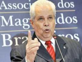 Nelson Calandra, presidente da Associação dos Magistrados do Brasil (AMB)