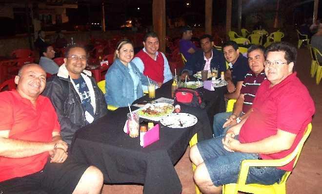 Gerente da Loja Gazin em Epitaciolândia se reuniu com a imprensa local - Foto: almir Andrade