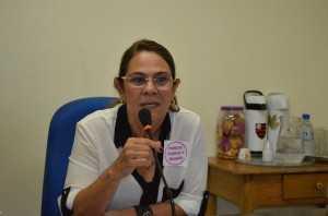 da Secretária de Estado de Políticas para as Mulheres, Sr.ª Concita Maia