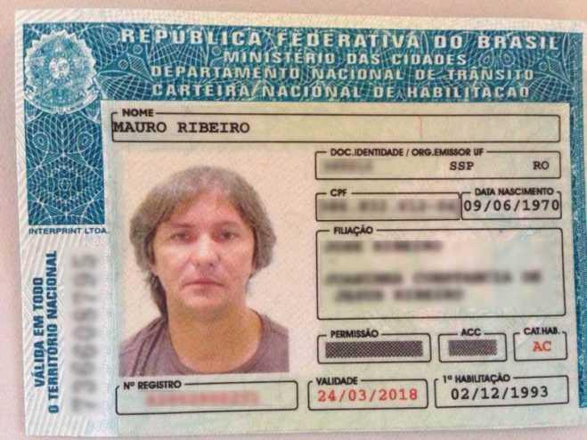 Mauro estava sendo procurado pela Justiça por envolvimento com o tráfico