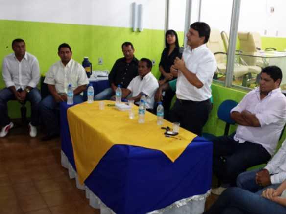 Lideranças políticas de Plácido de Castro apostam em Márcio Bittar como pré-candidato ao governo do estado/Foto: Agência ContilNet