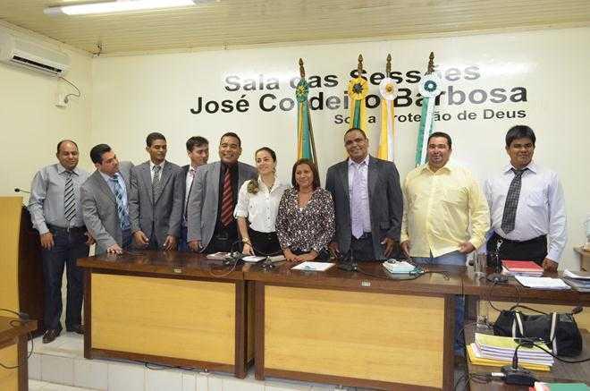 Vereadores do município de Brasiléia - Foto: Assessoria